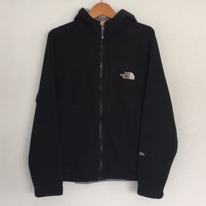 THE NORTH FACE Black Zippered Hoodie